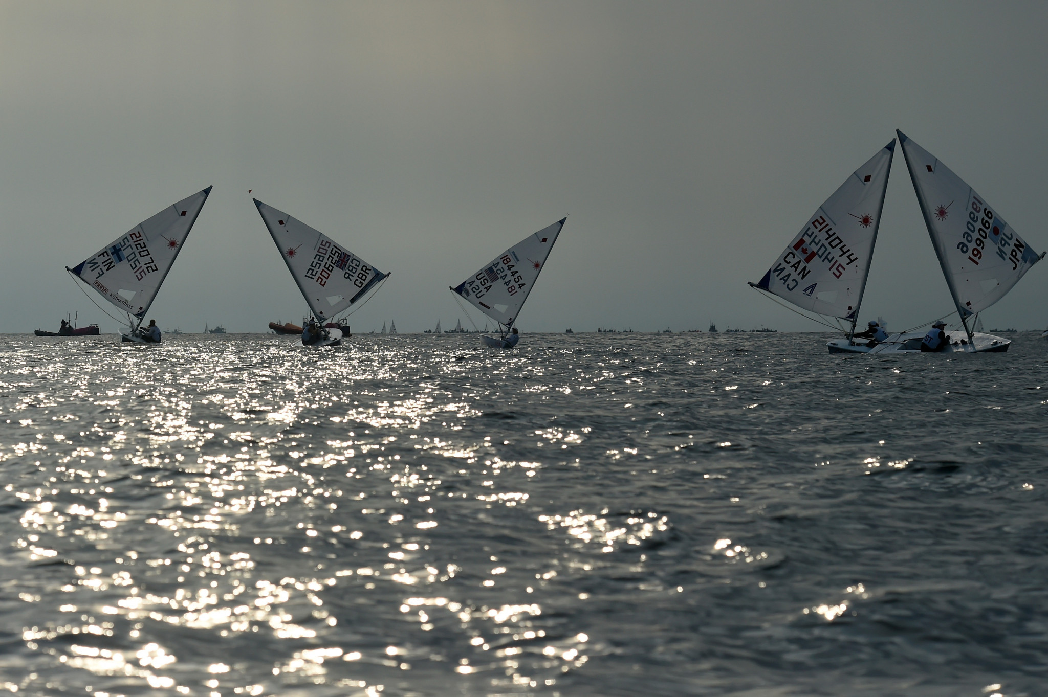 World Sailing currently finds itself in a tough financial position ©Getty Images