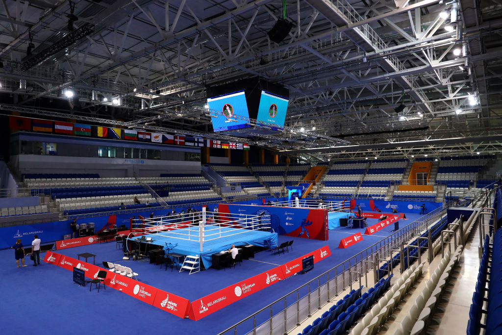 Boxing has featured at the first two editions of the European Games, in Baku in 2015 and in Minsk in 2019 ©Getty Images