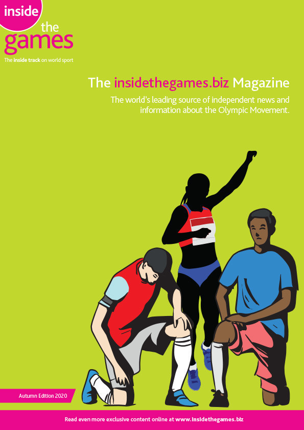 Writing in the latest issue of The insidethegames.biz Magazine, Brian Lewis believes Thomas Bach's Sochi speech was at odds with Rule 50 ©ITG