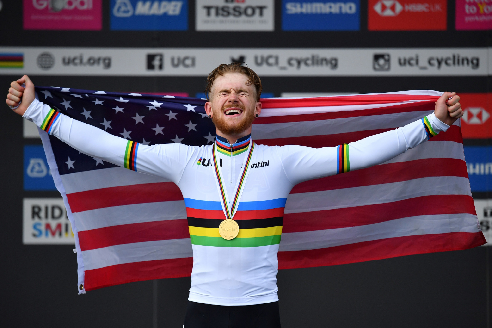 """Trek-Segafredo suspends Simmons for """"divisive"""" and """"incendiary"""" online post in support of Trump"""