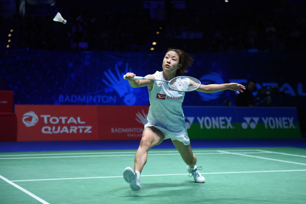 Women's world number four Nozomi Okuhara is reportedly set to compete at the tournament in Denmark ©Getty Images