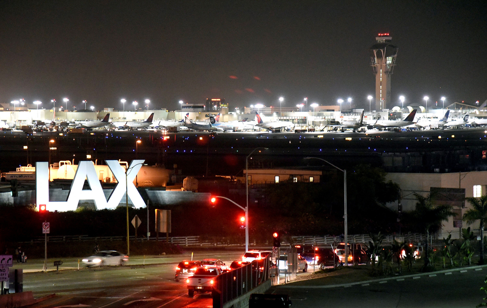 Modernisation work starts on Los Angeles International Airport as 2028 Olympic deadline approaches