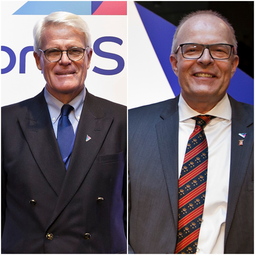 The IOC has raised concern over the candidacies of Scott Perry and Kim Andersen ©ITG