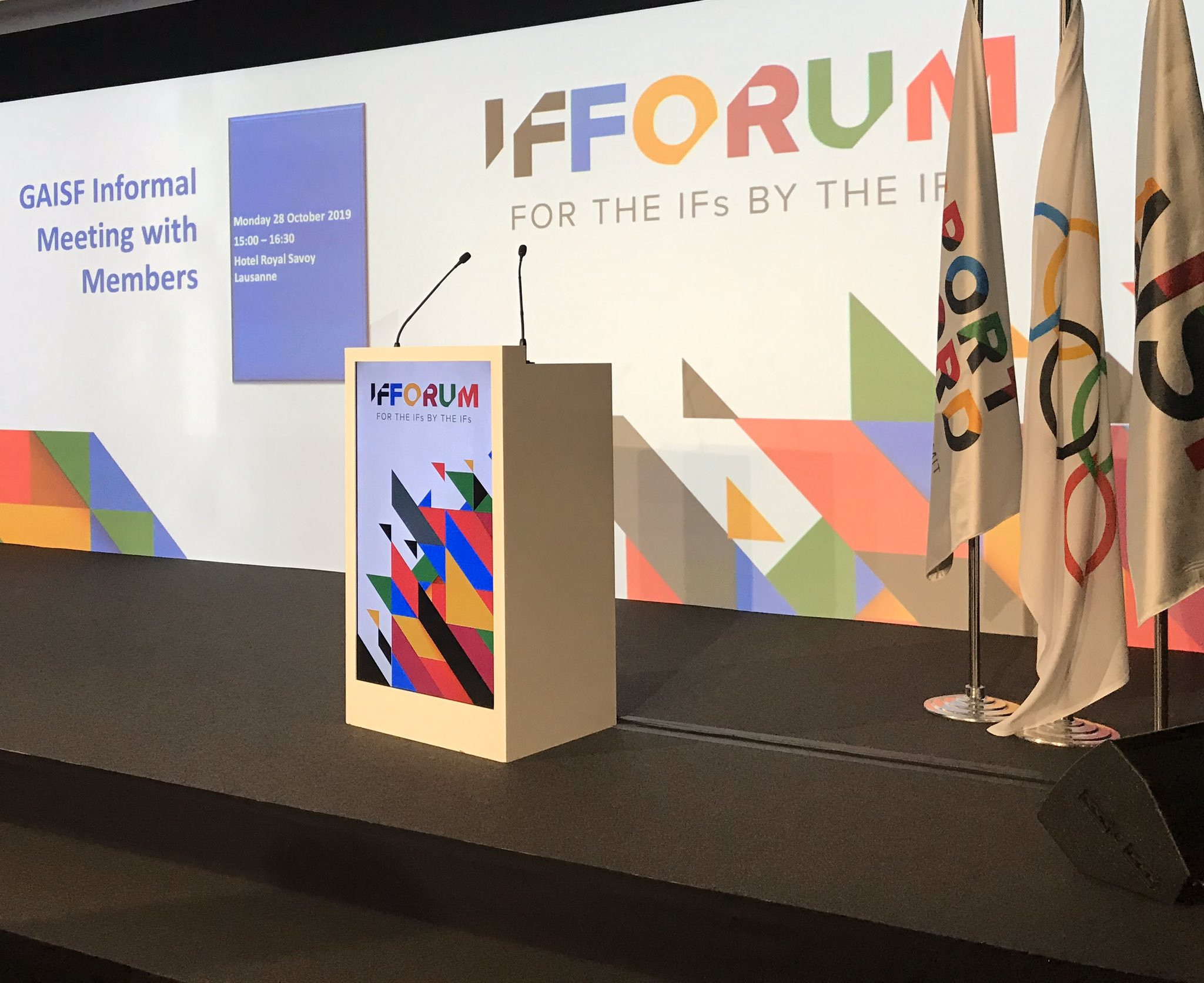 IF Forum to be held virtually in November