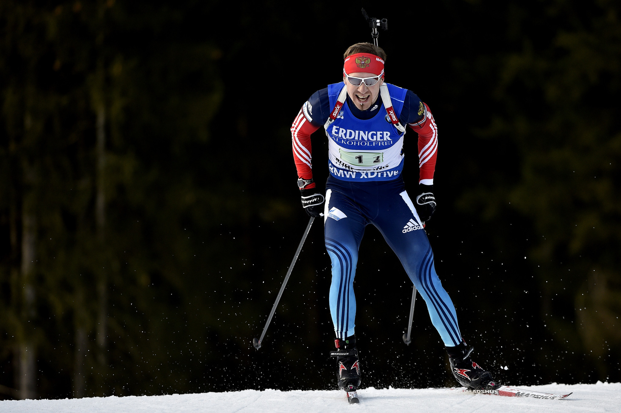 Lapshin vows to challenge provisional suspension from biathlon
