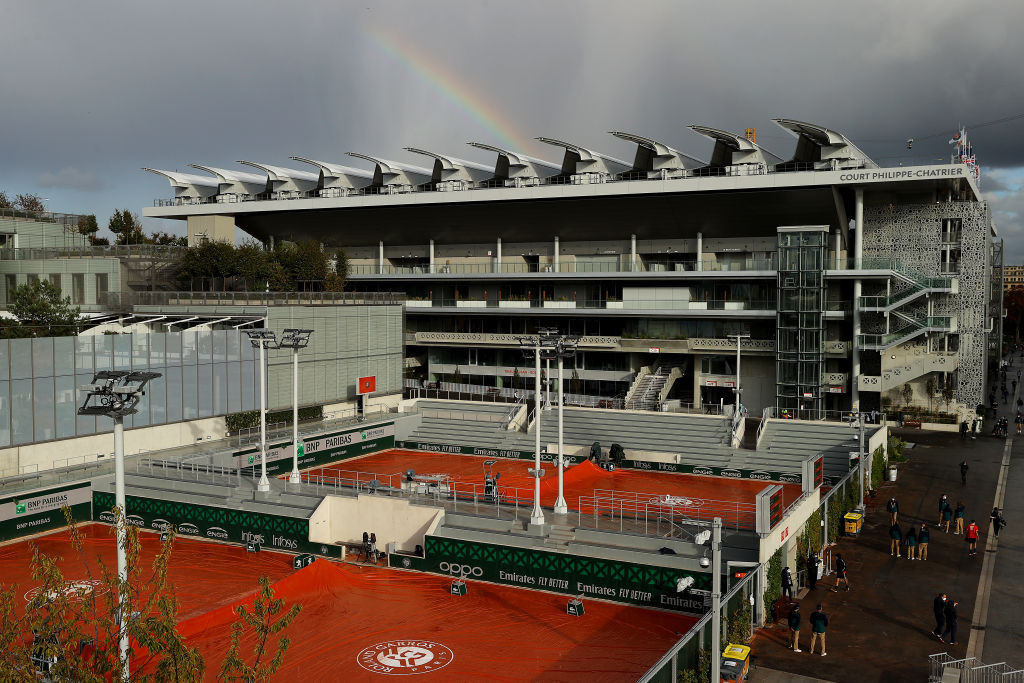 Prosecutors open investigation into match-fixing at French Open