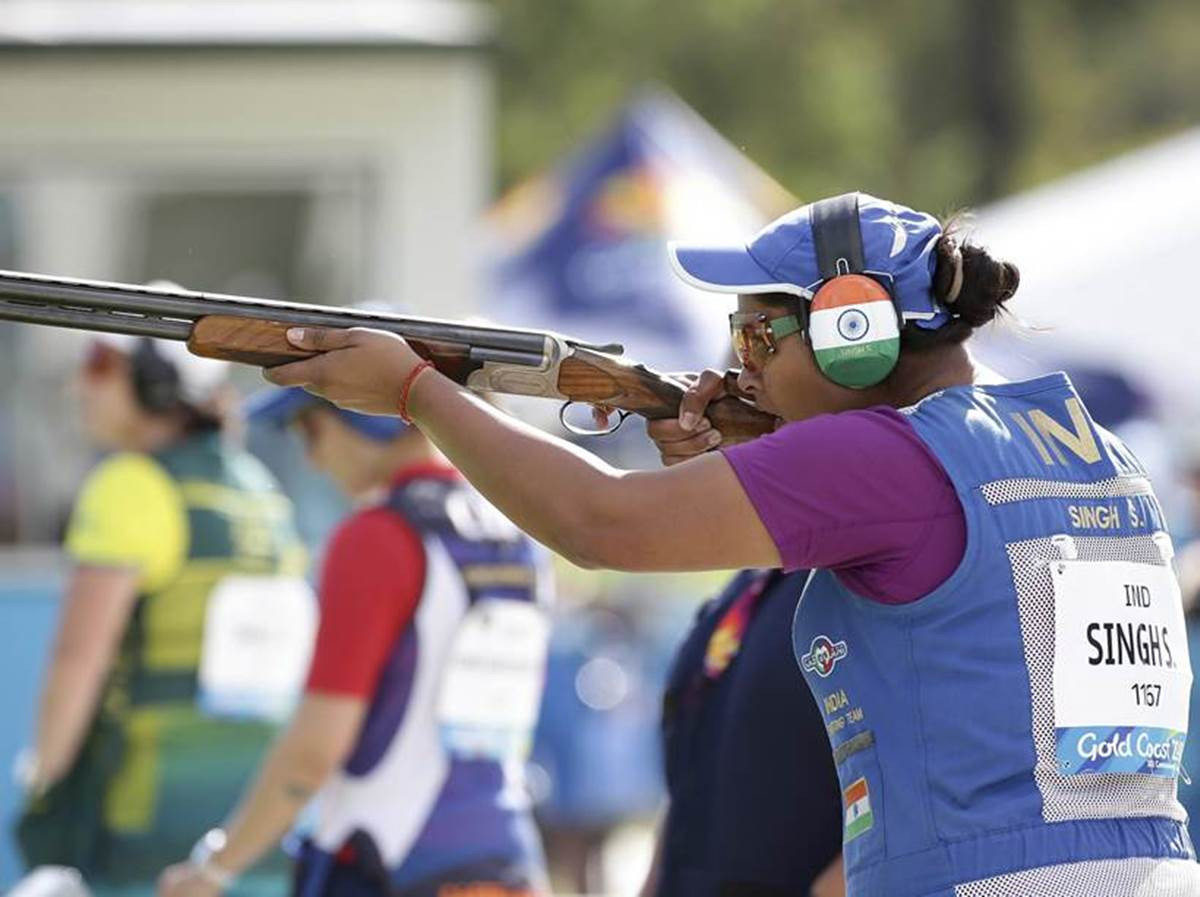 India led protests against the exclusion of shooting from the Commonwealth Games programme at Birmingham 2022 ©CGF