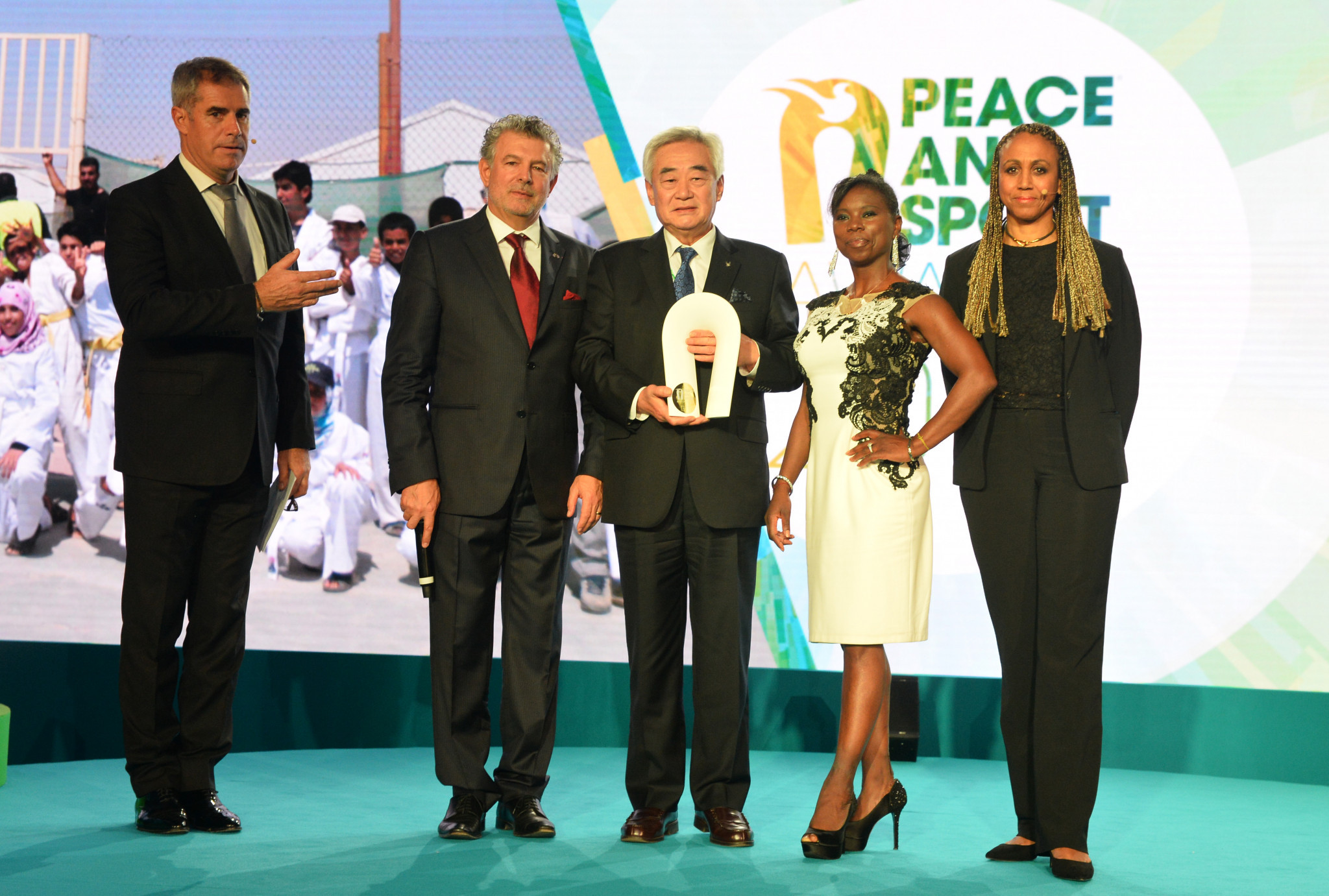 Digital edition of Peace and Sport Awards to be held in December