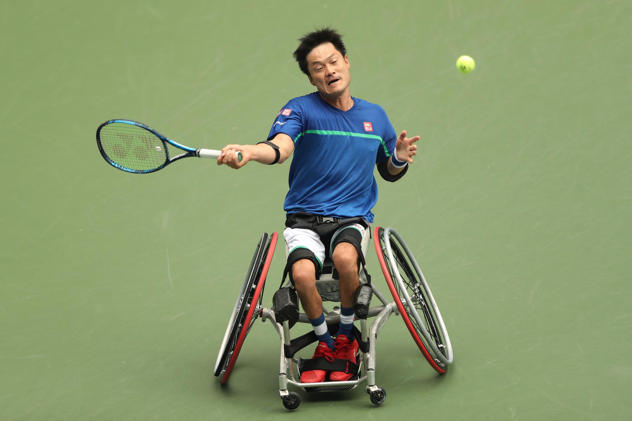 ITF confirms wheelchair tennis field for Tokyo 2020 Paralympics