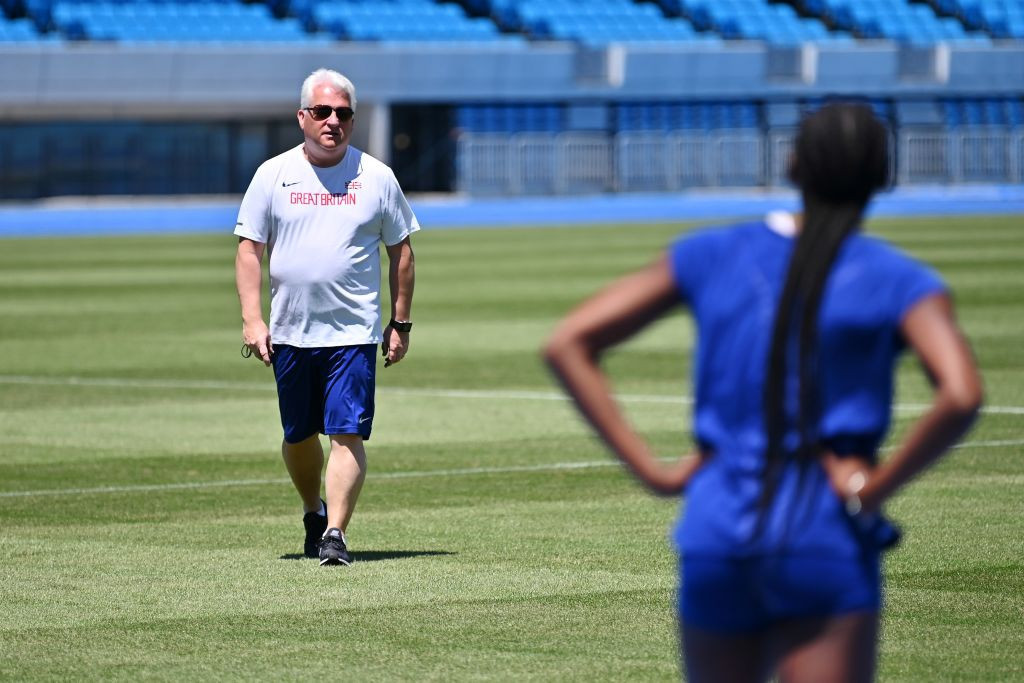 UK Athletics relays coach quits in blow to Tokyo 2020 preparations