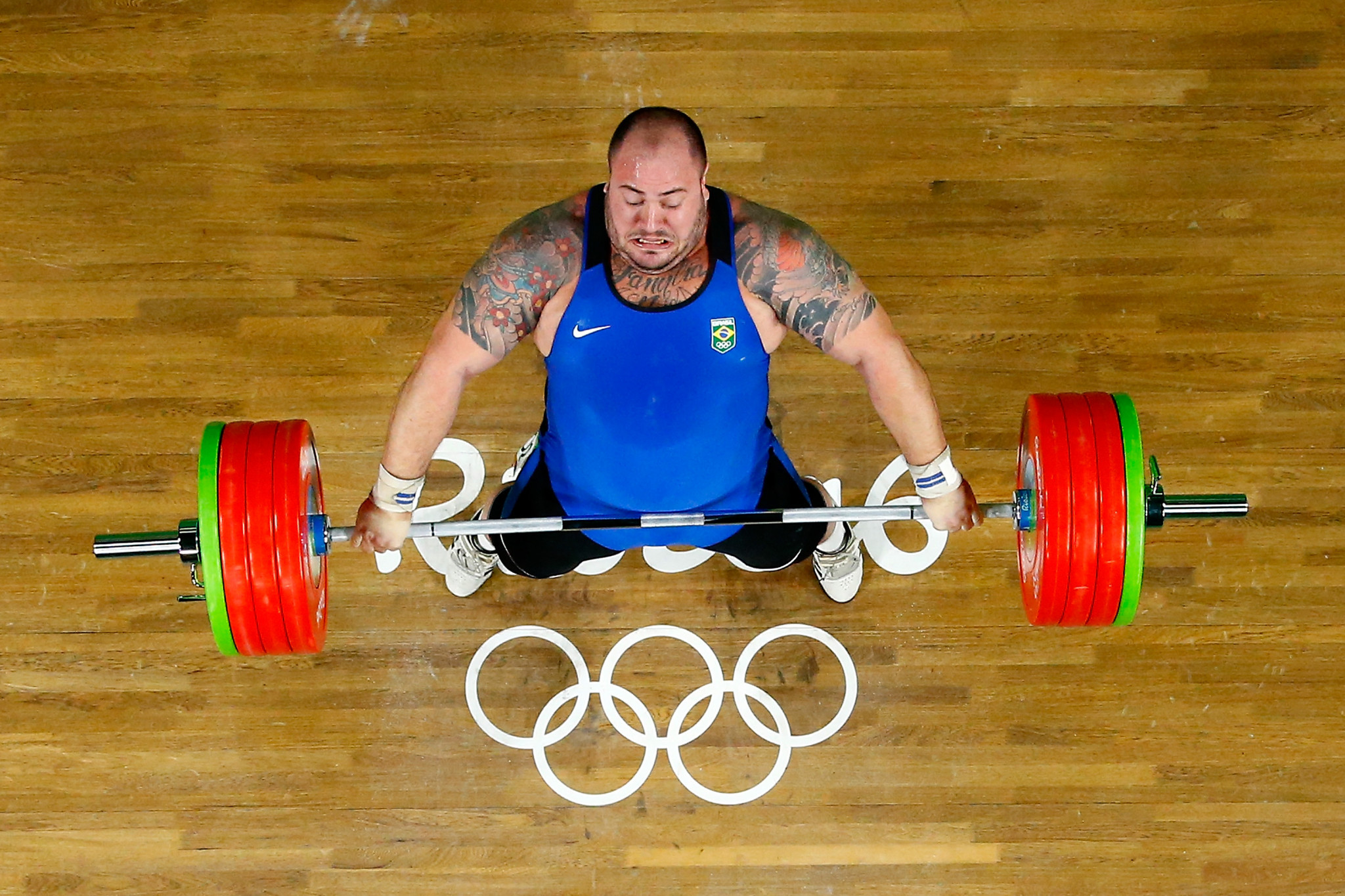 Weightlifting's place at the Olympic Games has been threatened if there are not governance improvements ©Getty Images