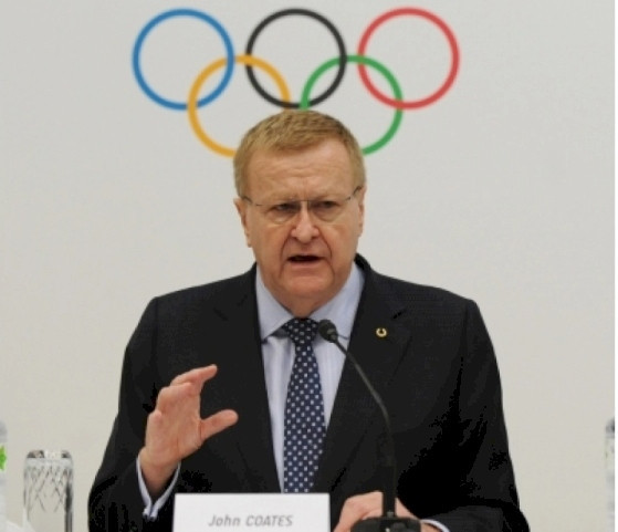 Australian Olympic Committee President John Coates has accused a politician of trying to bribe the country's athletes to boycott Beijing 2022 ©AOC