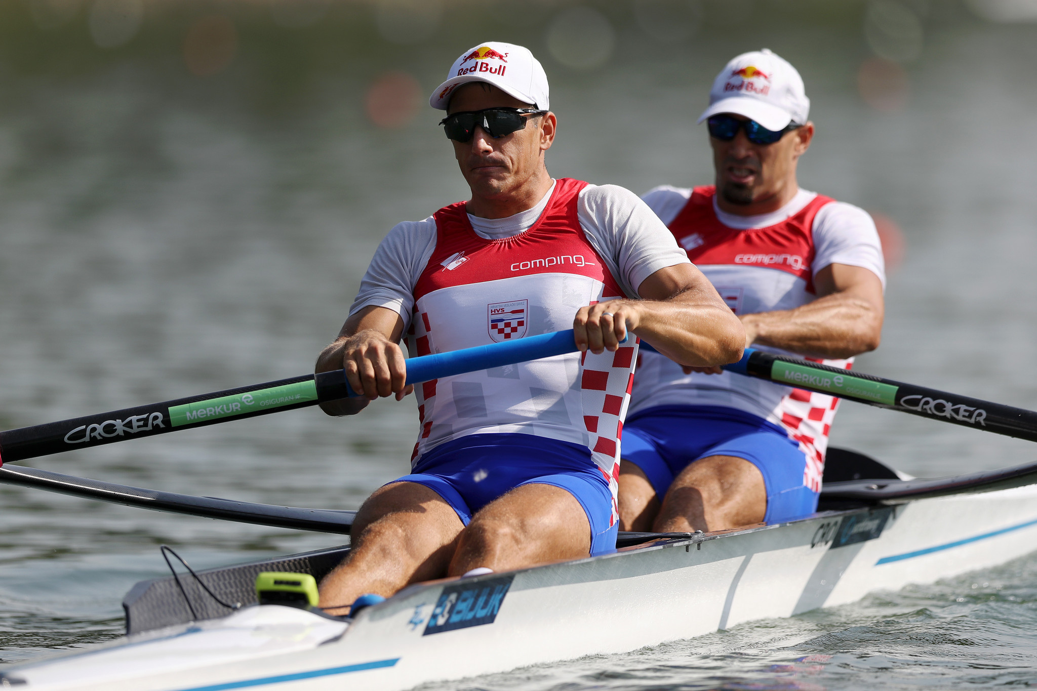Sinković brothers on track to defend European Rowing Championships title
