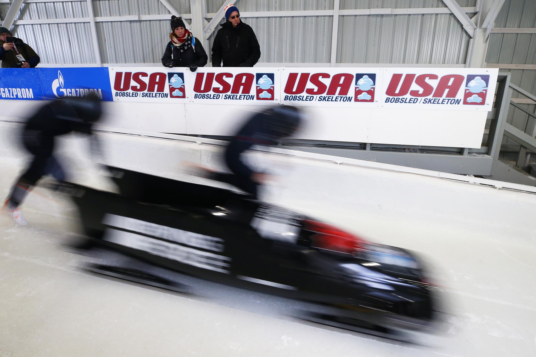 USA bobsleigh and skeleton teams to skip first half of season despite IBSF's calendar adjustments