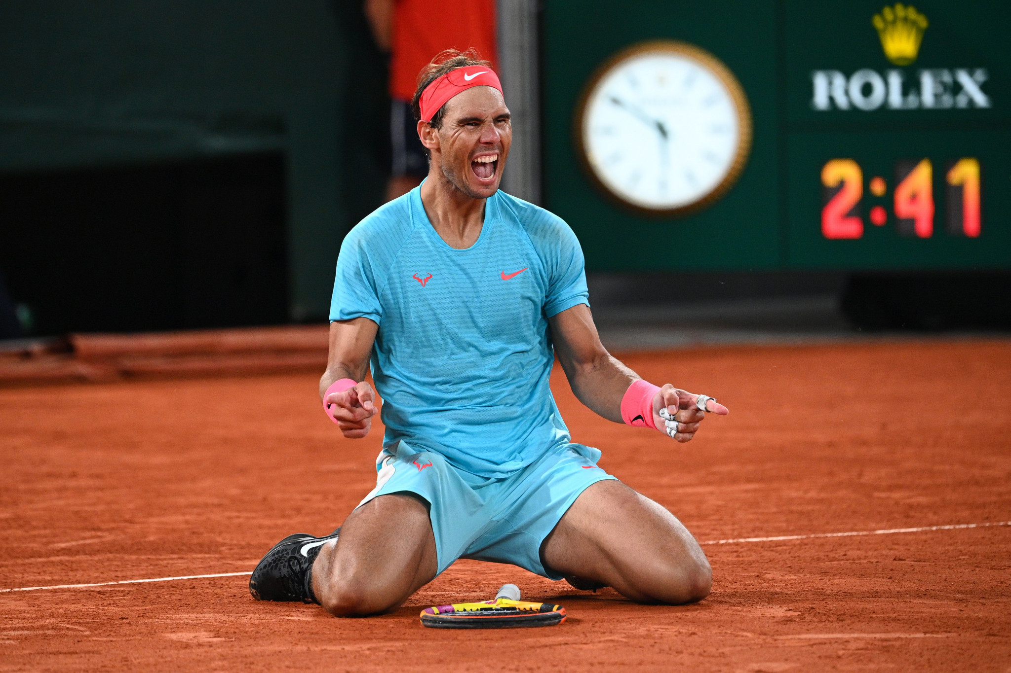 Dominant Nadal seals 13th French Open title with thrashing of Djokovic