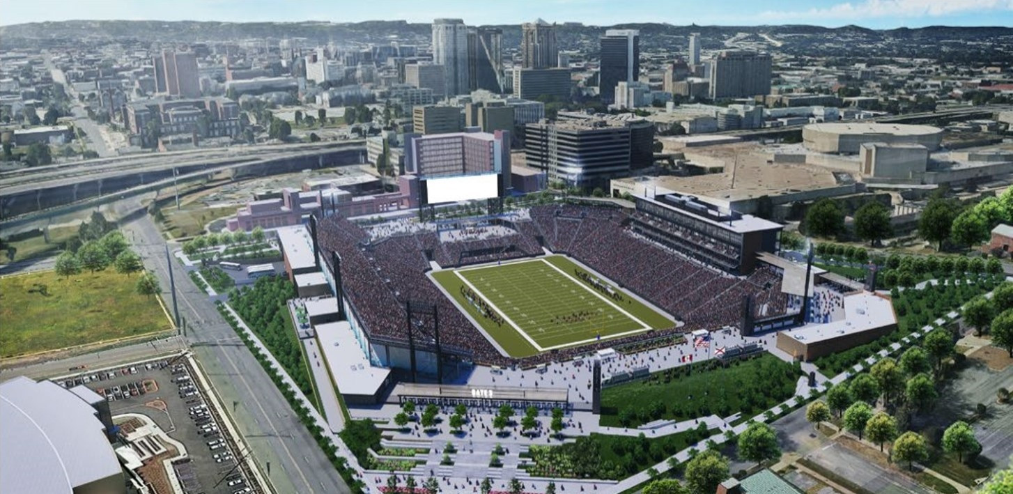 Protective Stadium to host 2022 World Games Opening and Closing Ceremonies