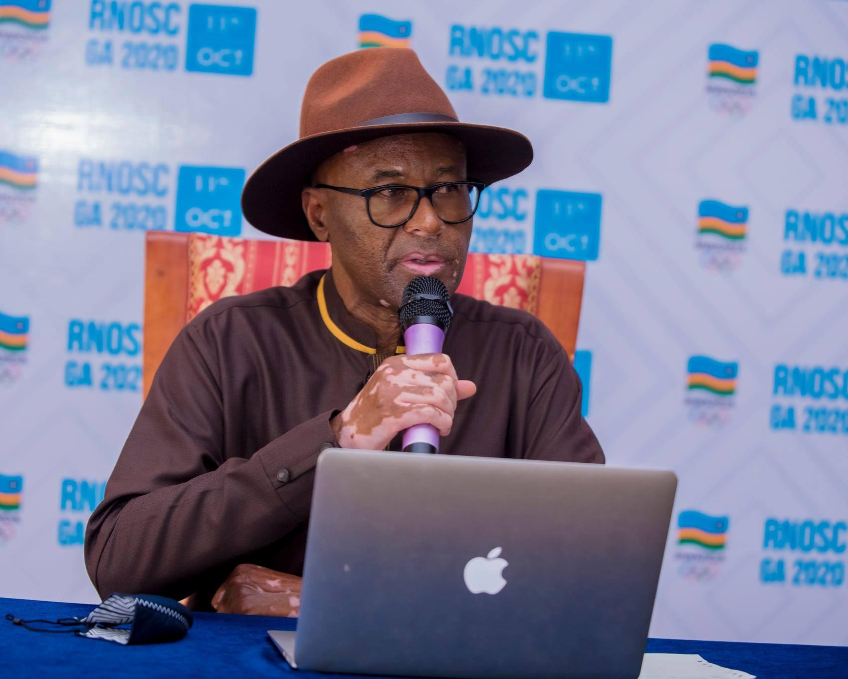 Rwanda NOC confident more athletes will qualify for Tokyo 2020