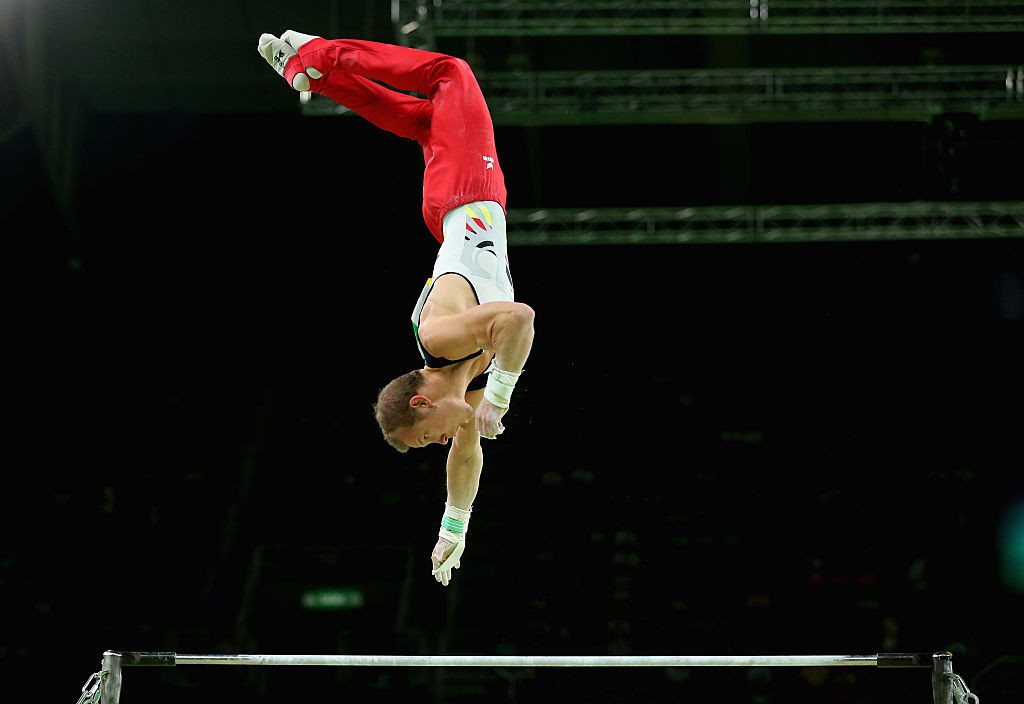 Fabian Hambüchen is among the German gymnasts who will be absent from the European Artistic Championships in Turkey ©Getty Images