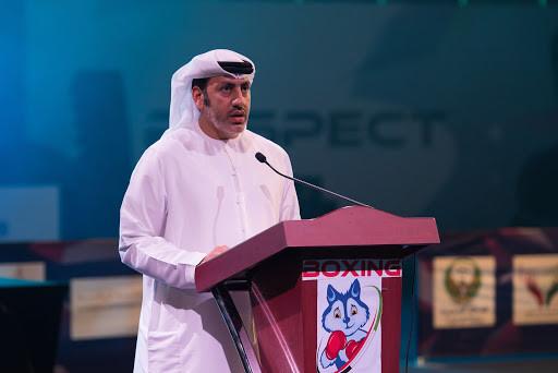 Anas Al Otaiba is the latest AIBA Presidential candidate ©ASBC