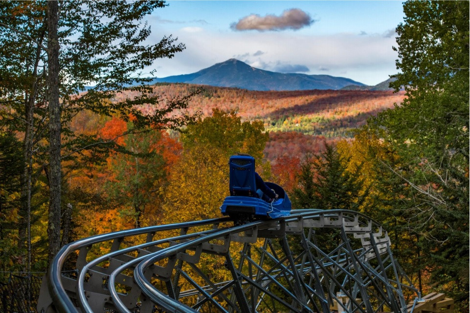 """Roller coaster opened in bid to """"modernise"""" site ahead of Lake Placid 2023"""