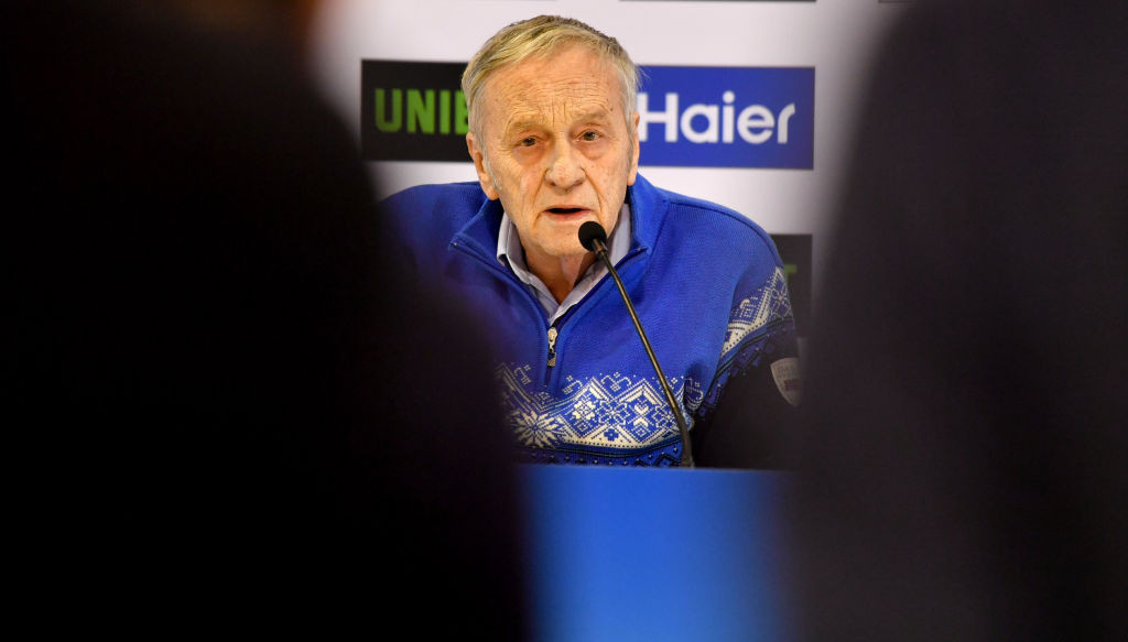 FIS President Gian-Franco Kasper will take on more responsibility after the departure of Sarah Lewis ©Getty Images
