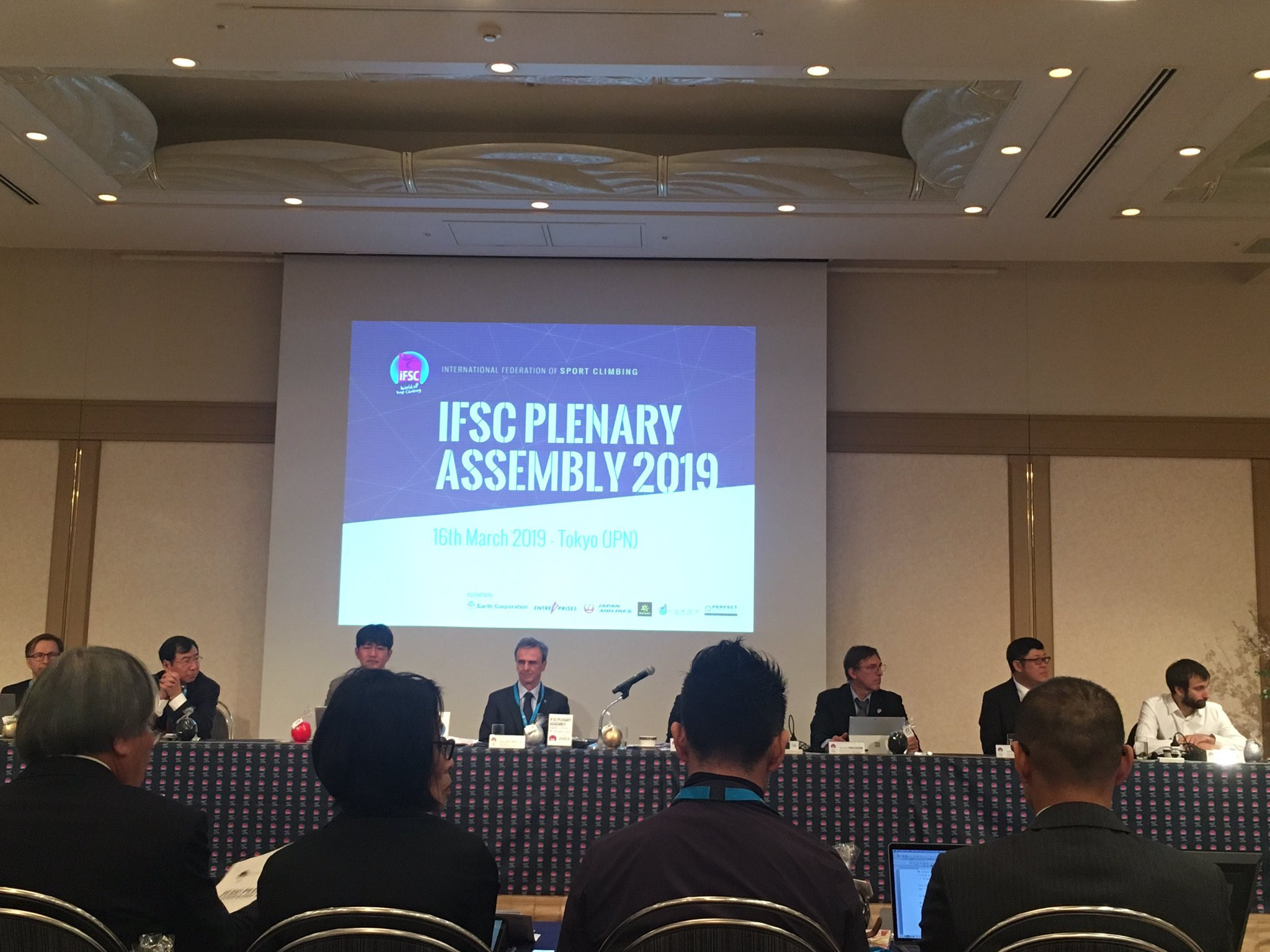 IFSC Plenary Assembly to be held virtually due to COVID-19 pandemic