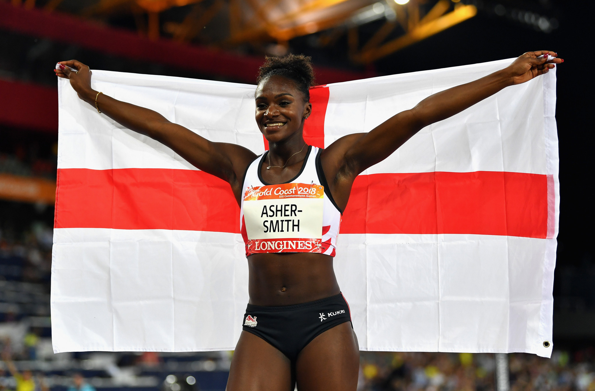 Birmingham 2022 will hope its newly-published schedule will attract stars like England's Dina Asher-Smith, despite multiple events in the summer ©Getty Images