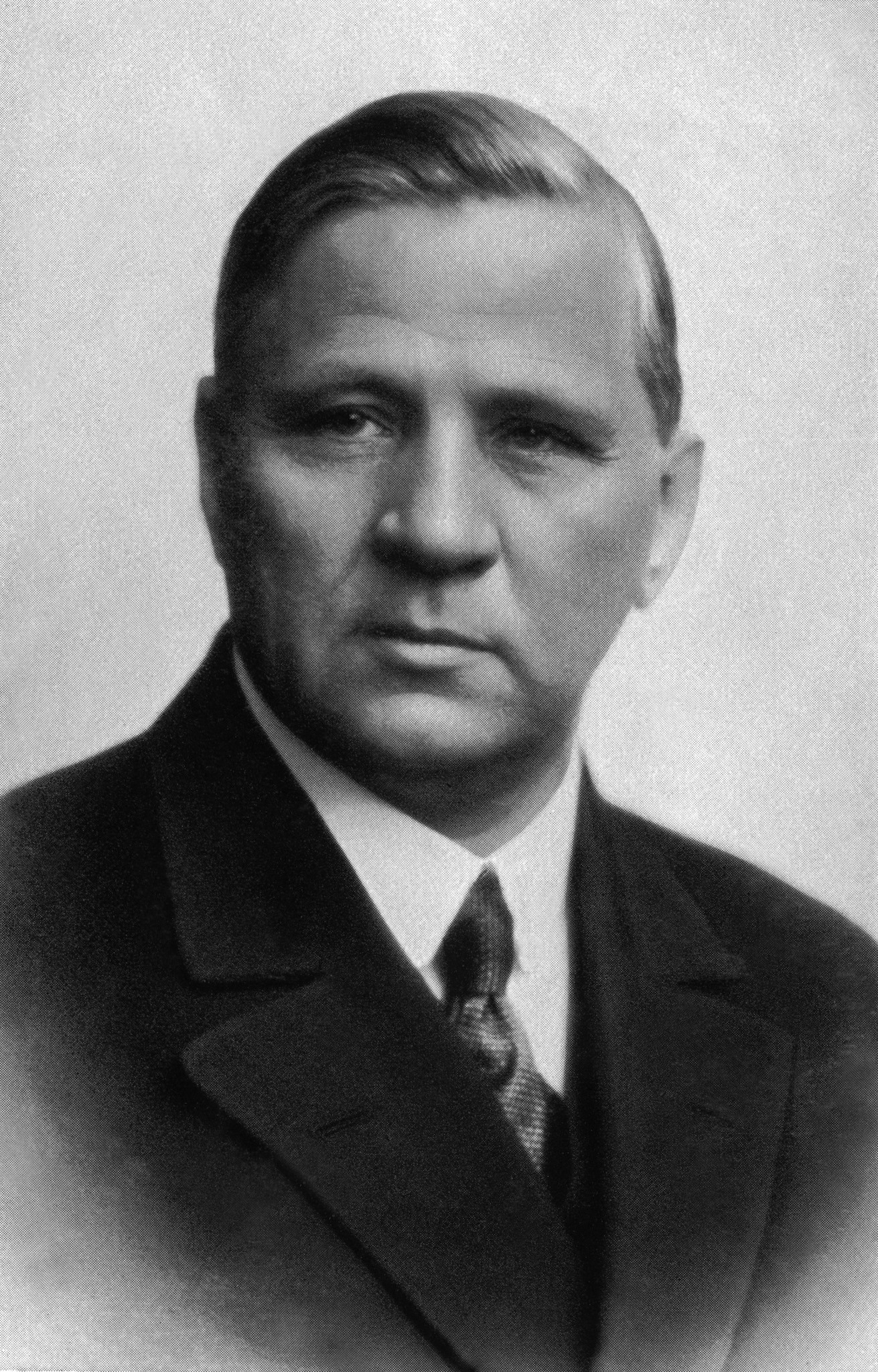 Sigfrid Edström, fourth President of the International Olympic Committee ©Getty Images