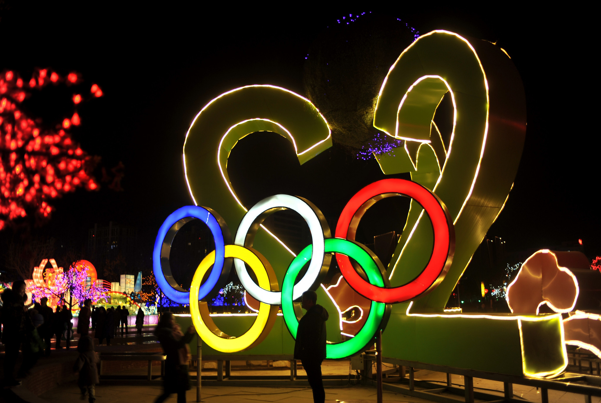 Diplomatic tensions concerns over human rights are threatening to overshadow the lead-up to Beijing 2022 ©Getty Images