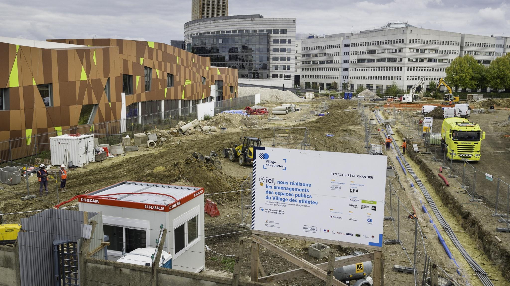 Saint-Denis motorway plans accelerate for Paris 2024 despite local opposition