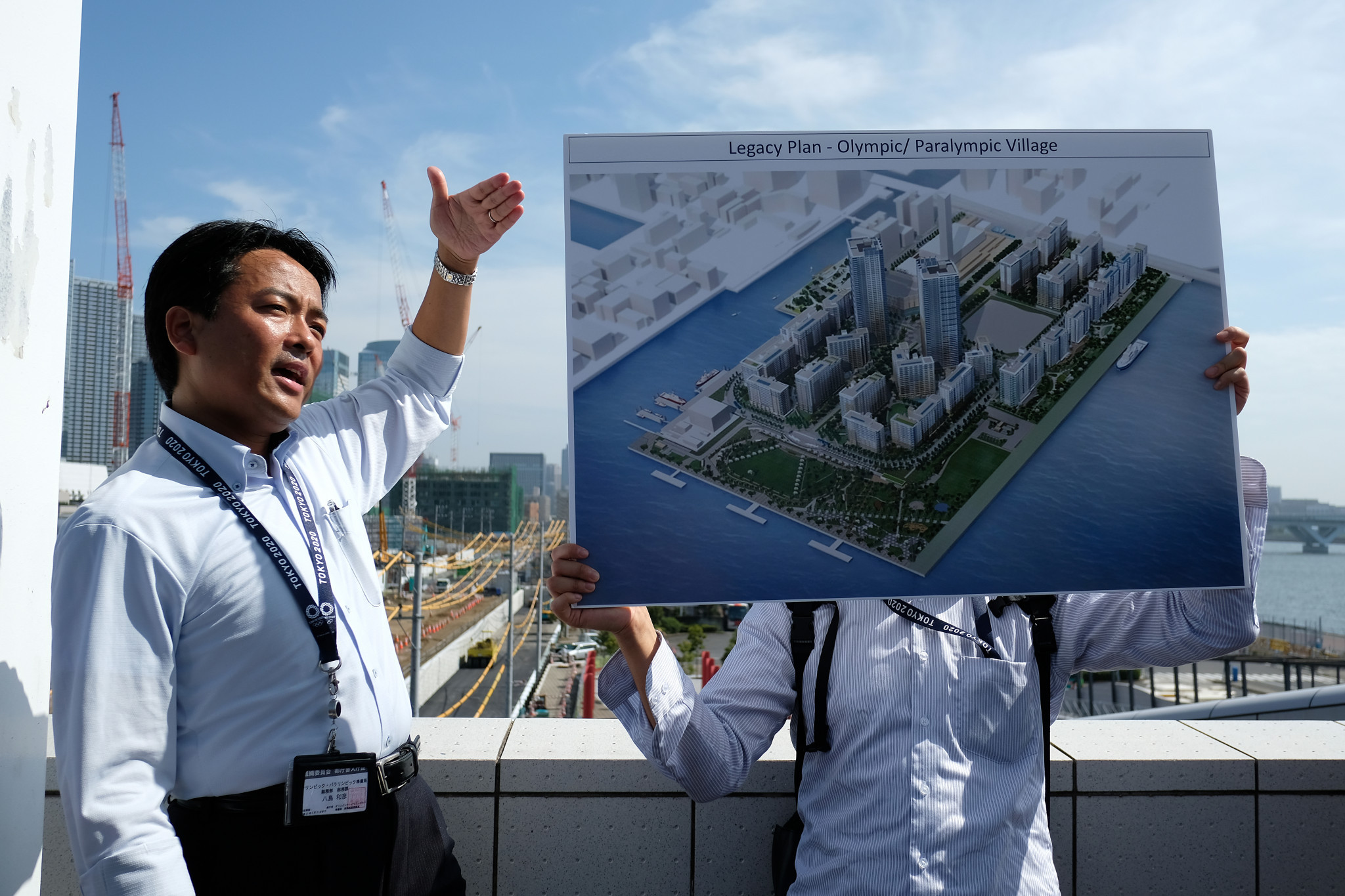 Tokyo 2020 Athletes' Village could be used to treat individuals suspected of COVID-19