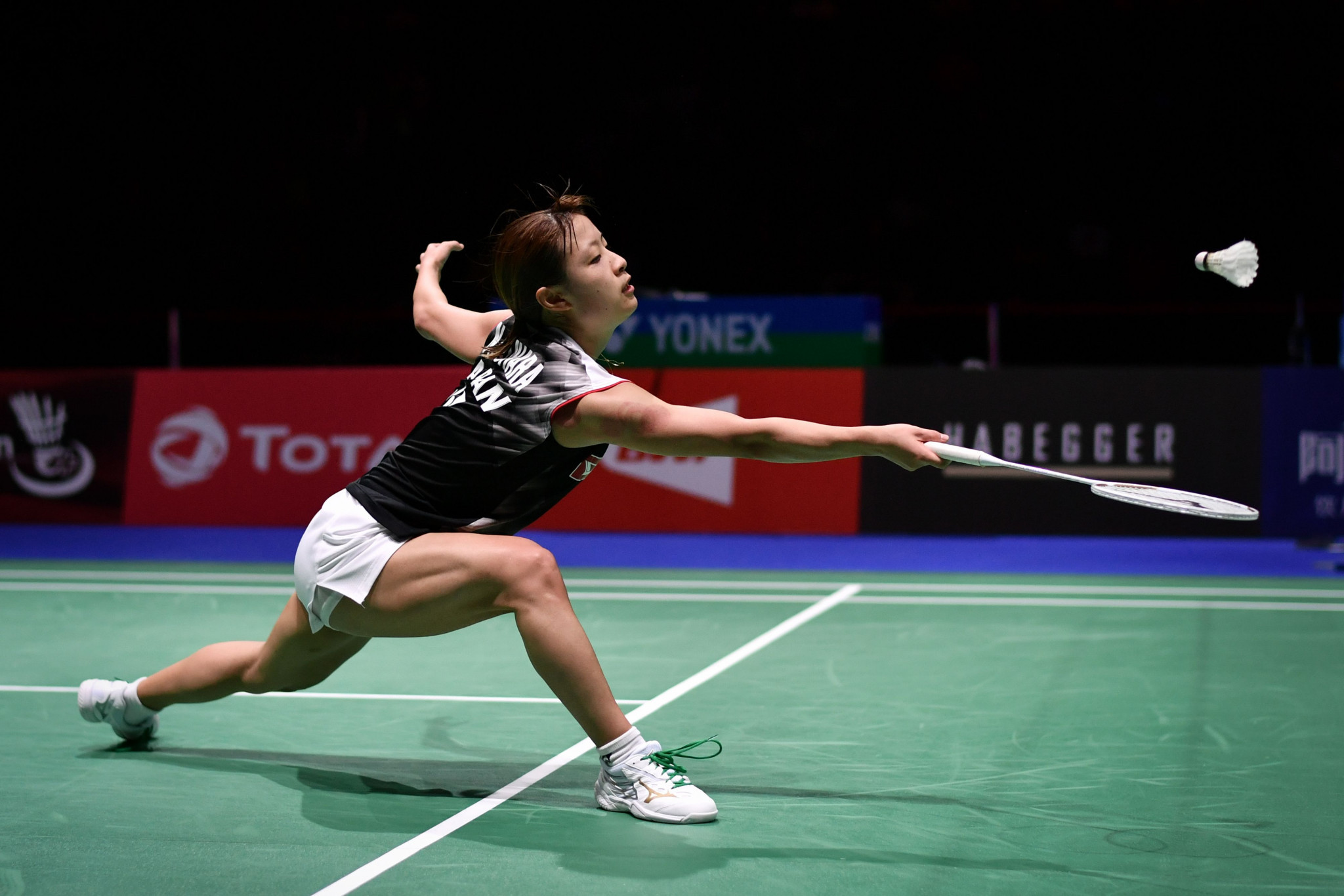 Rio 2016 bronze medallist Nozomi Okuhara is second seed for next month's All England Open Badminton Championships in Birmingham, at which Japanese players will return to the main tour following their withdrawal from recent events in Thailand for coronavirus-related reasons ©Getty Images