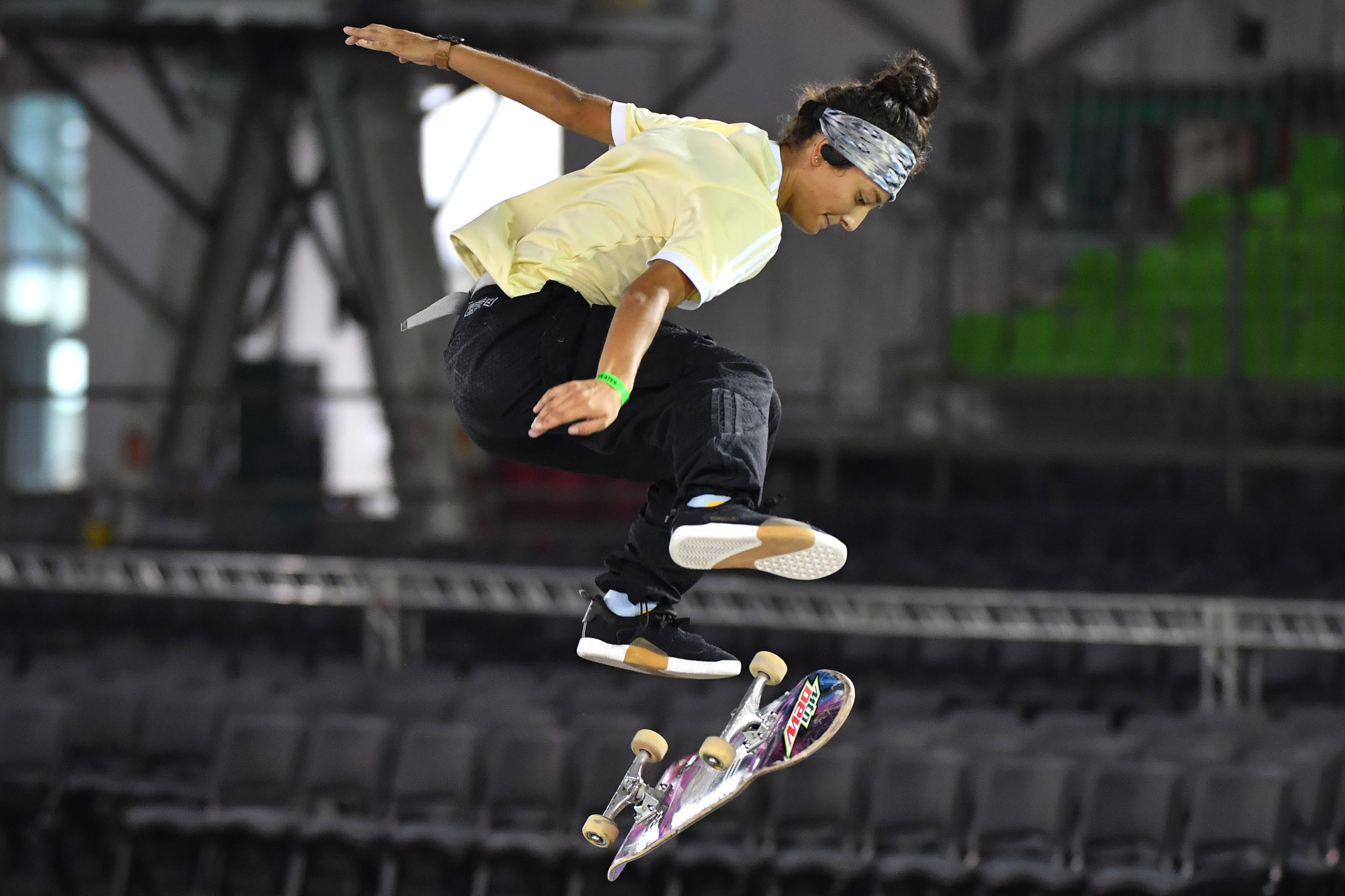 Skateboarding is set to make its Olympic debut at Tokyo 2020 ©Getty Images