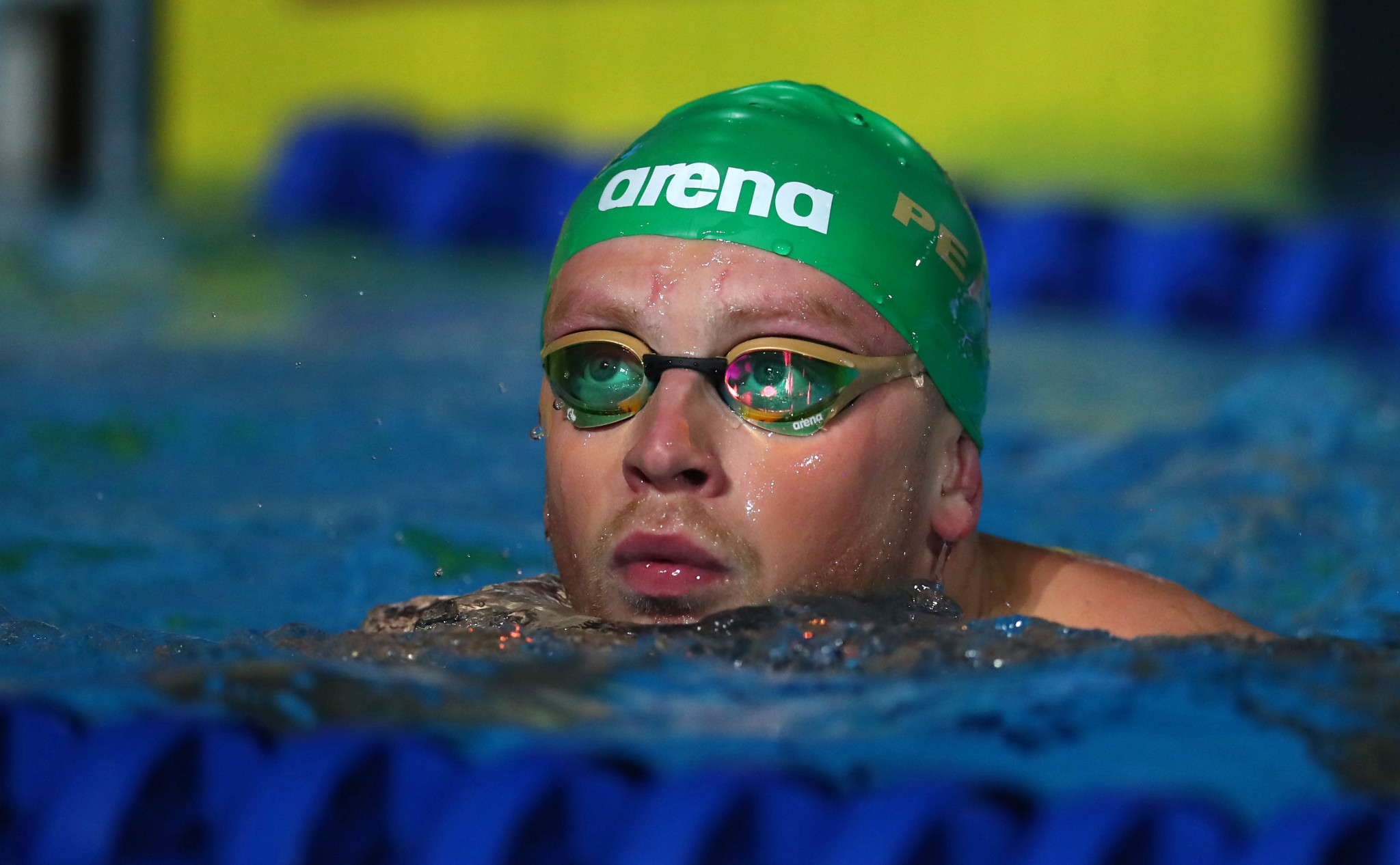 London Roar hold big lead after day one of latest International Swimming League match