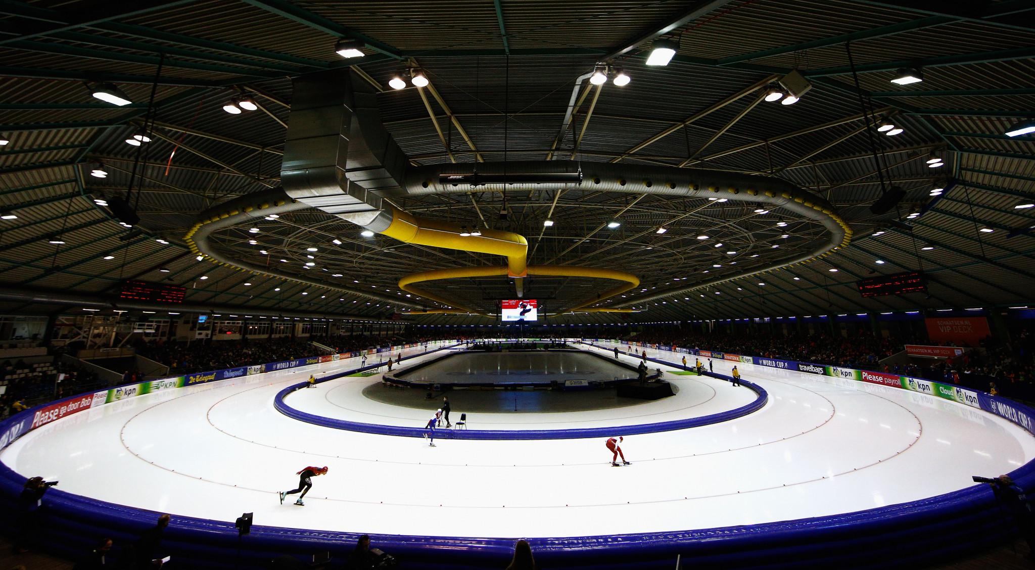 Heerenveen provisionally awarded 2023 World Speed Skating Championships
