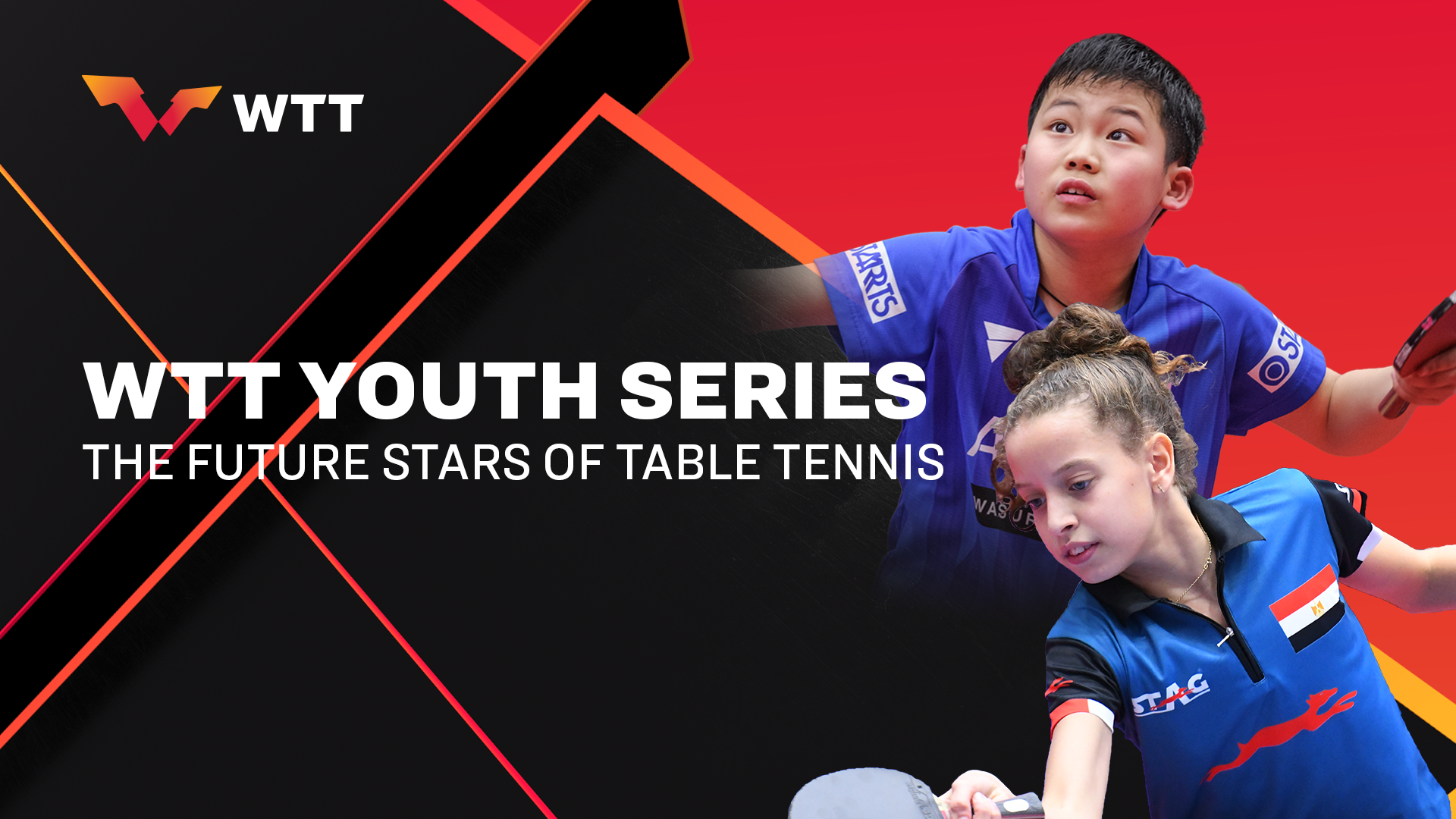 World Table Tennis Youth Series to launch in 2021