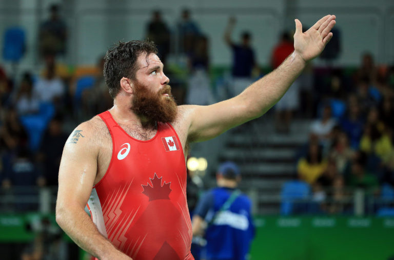 Glasgow 2014 Commonwealth Games wrestling champion Jarvis retires