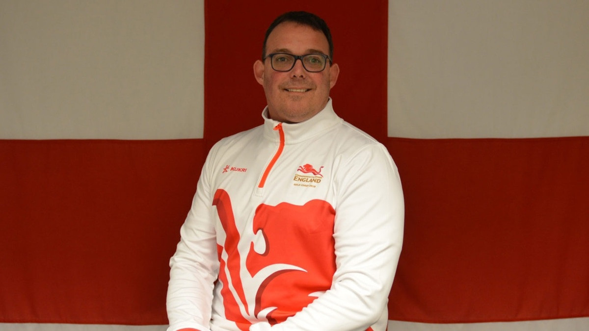 Grant Robins has been named as leader of England's swimming team for Birmingham 2022 ©Swim England