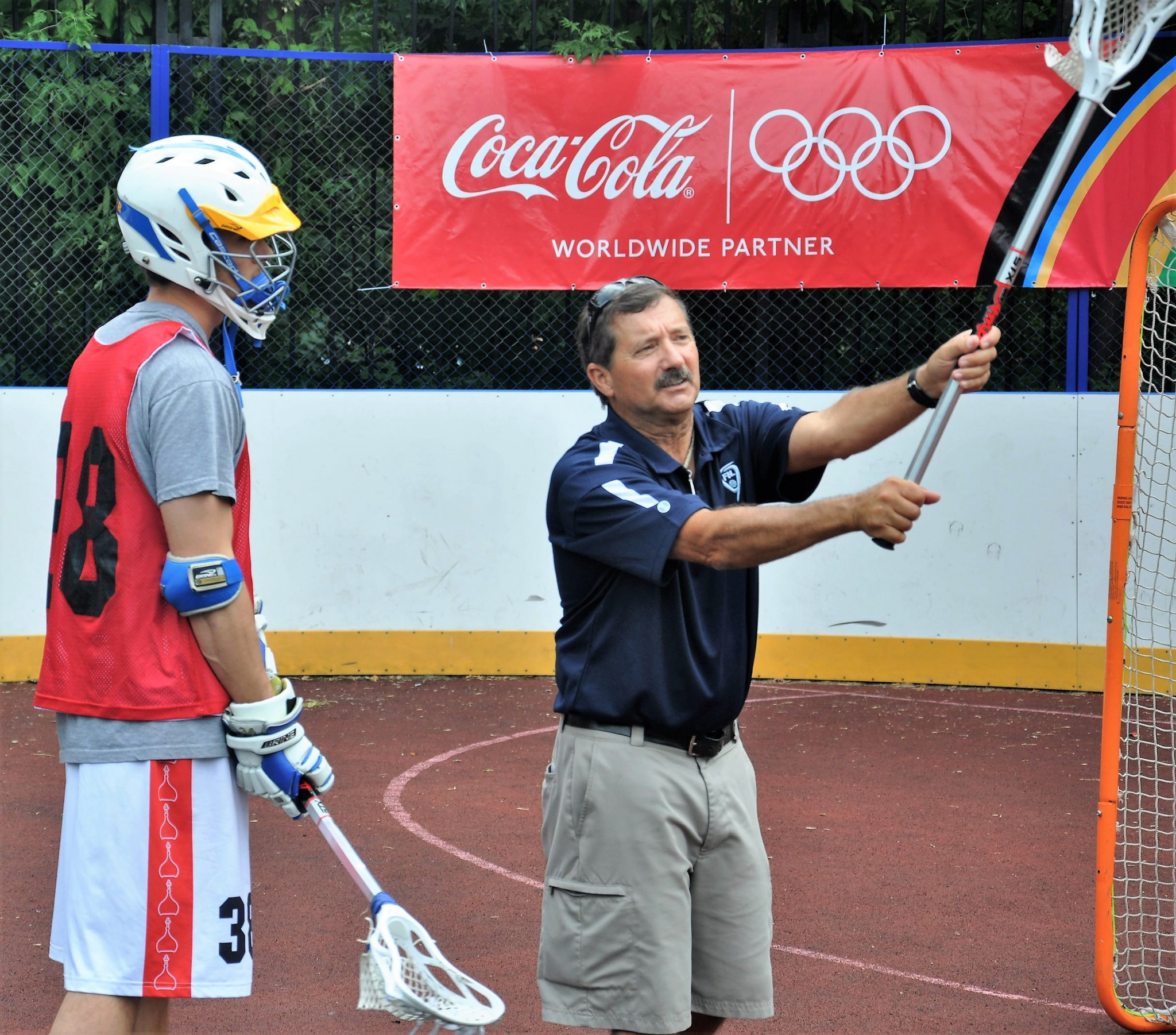 The World Lacrosse working group to investigate establishing a Hall of Fame is to be led by Rick Mercurio ©Suffolk Sports Hall of Fame