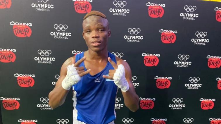 Olympic boxing hopeful Tefo Kesotshepa Maitewa has died aged 22 ©Olympic Channel