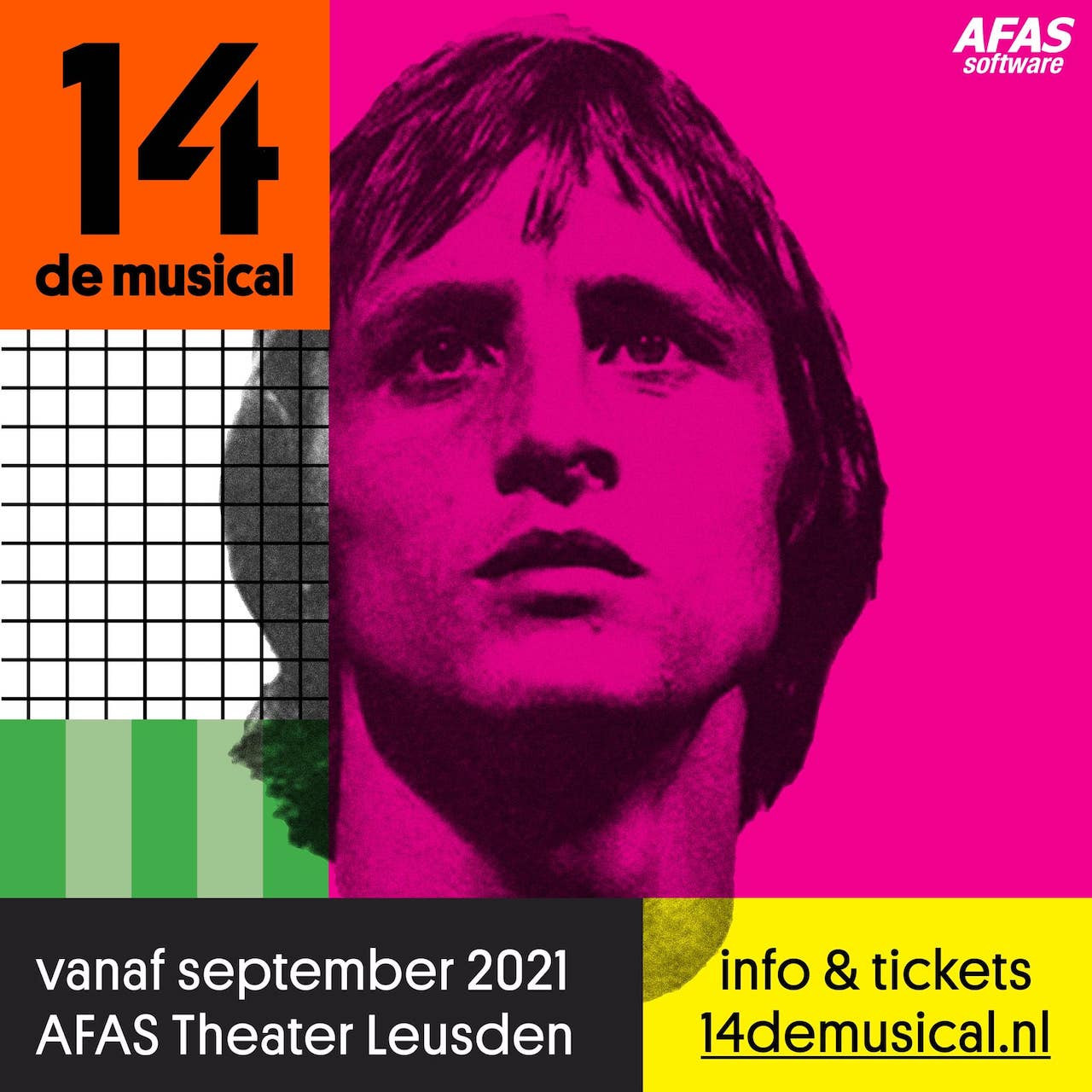 Musical celebrating life of Johan Cruyff to open in 2021