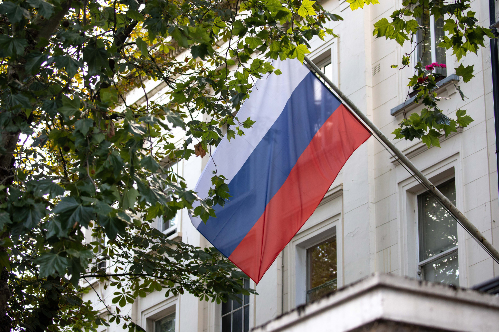The Russian Embassy to the United Kingdom claimed allegations of cyber-attacks were made to disrupt relations with Olympic host countries ©Getty Images