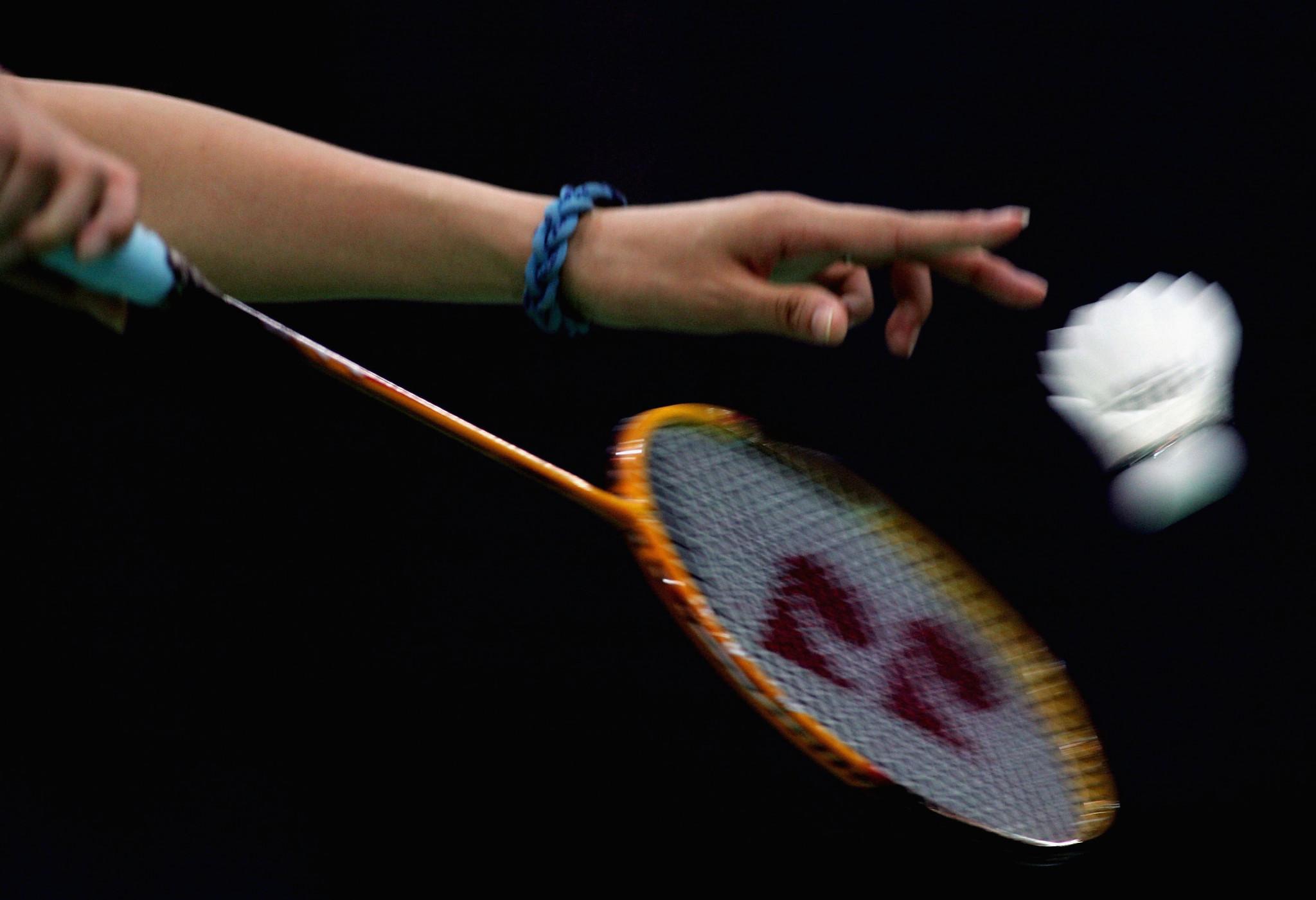 EOC adds badminton to 2023 European Games programme