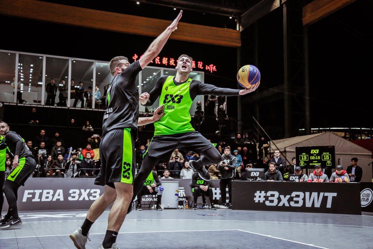 FIBA has entered a partnership with Twitch ©FIBA