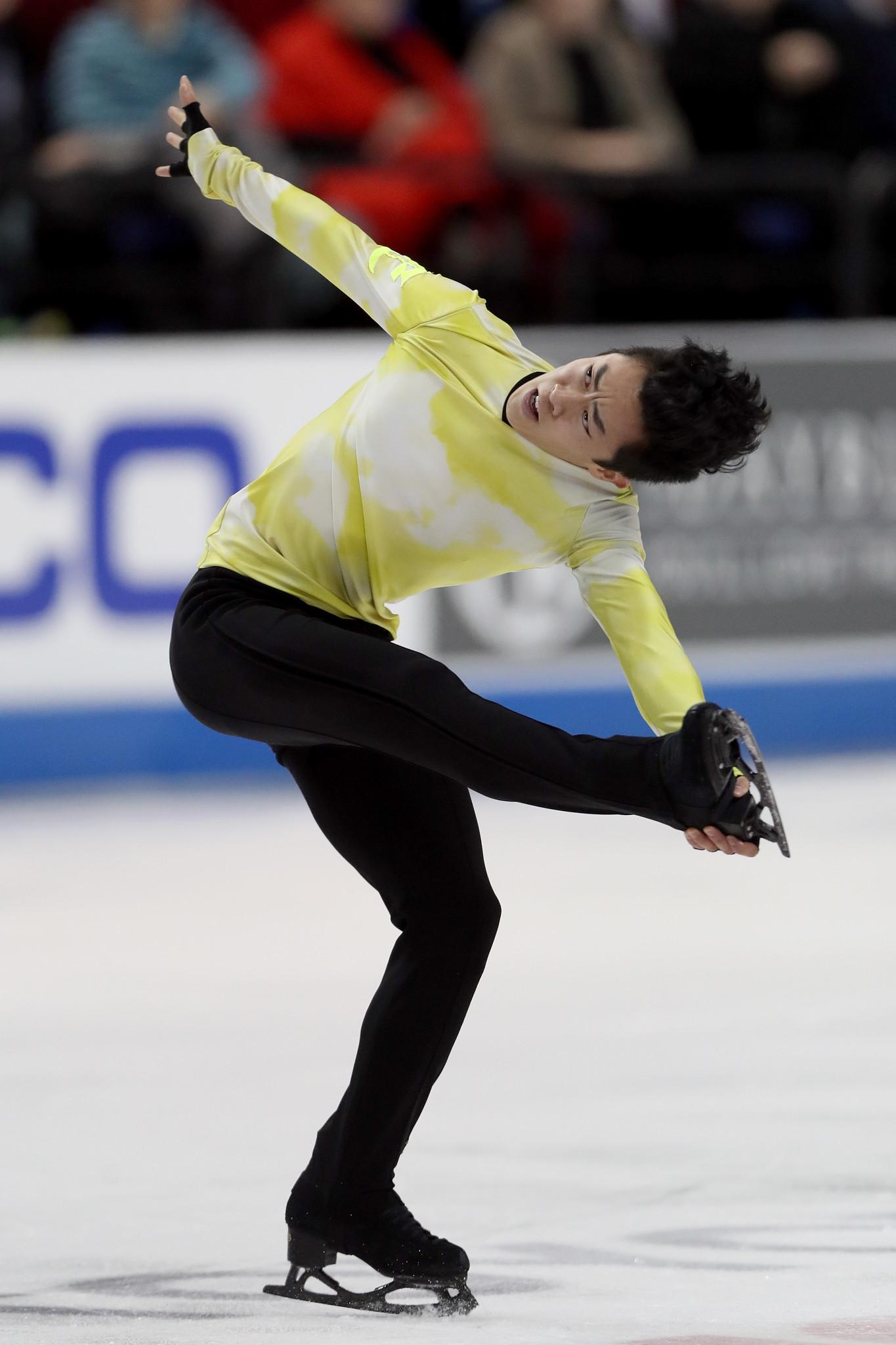Chen leads Skate America field as reduced ISU Grand Prix of Figure Skating season set to start