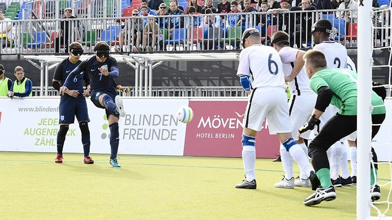 """FA launch review after """"concerns"""" raised by England's Para-footballers"""