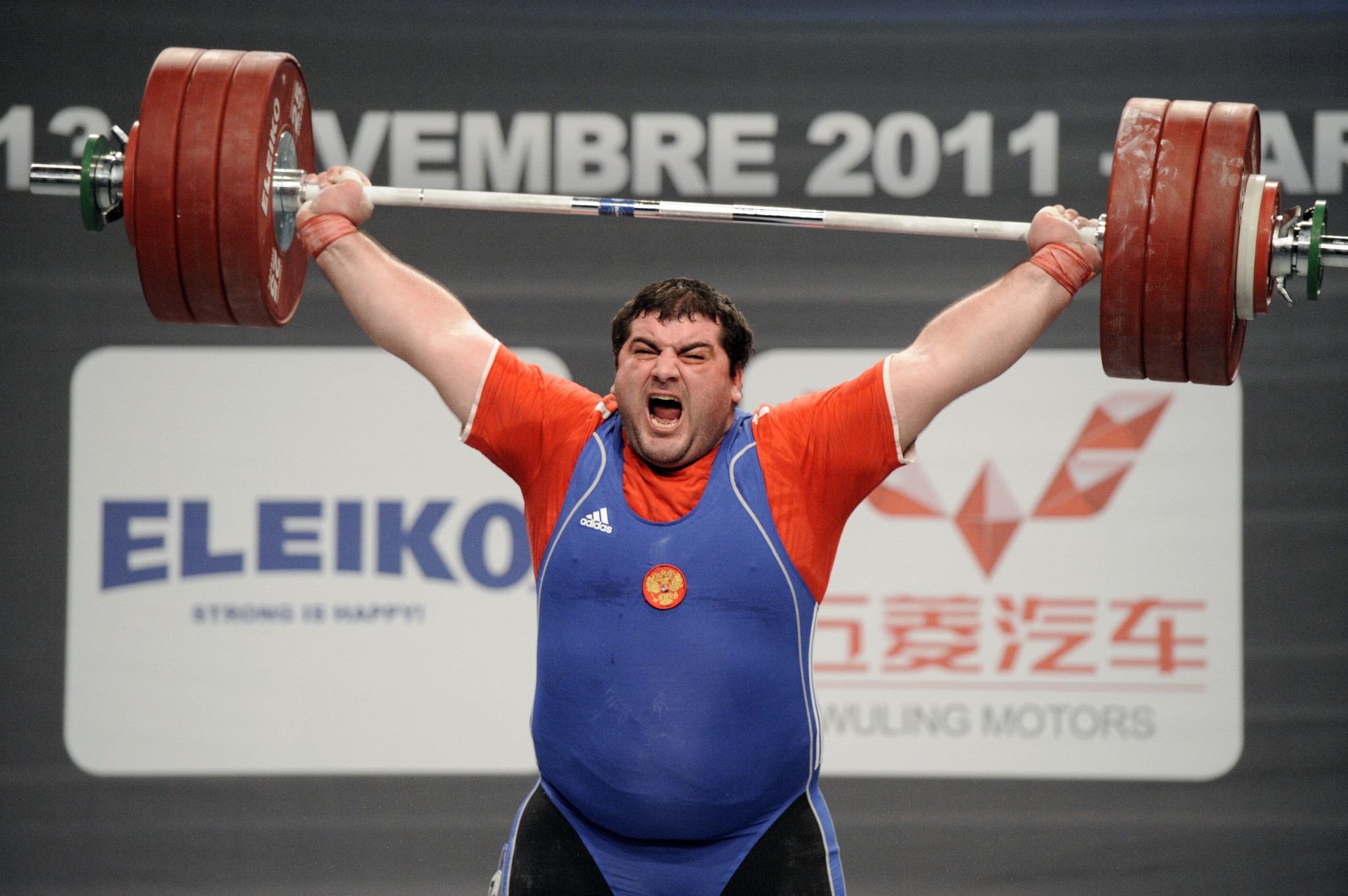Angry Agapitov criticises focus on old cases after more Russian weightlifters are banned