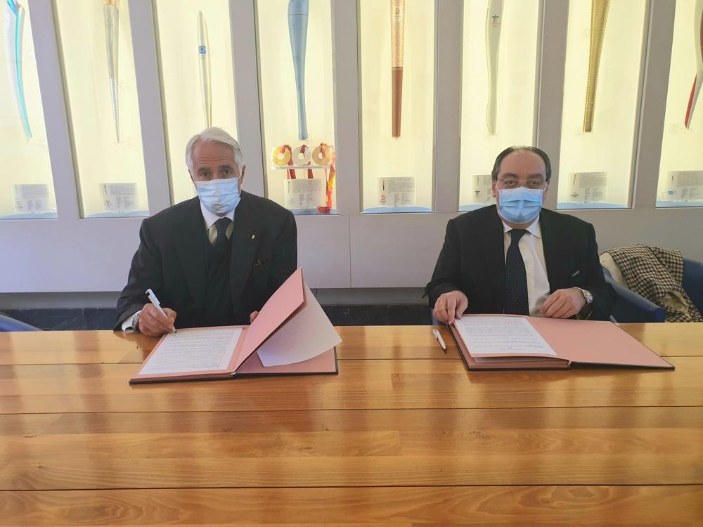 CONI signs COVID-19 testing agreement with FederLab Italia