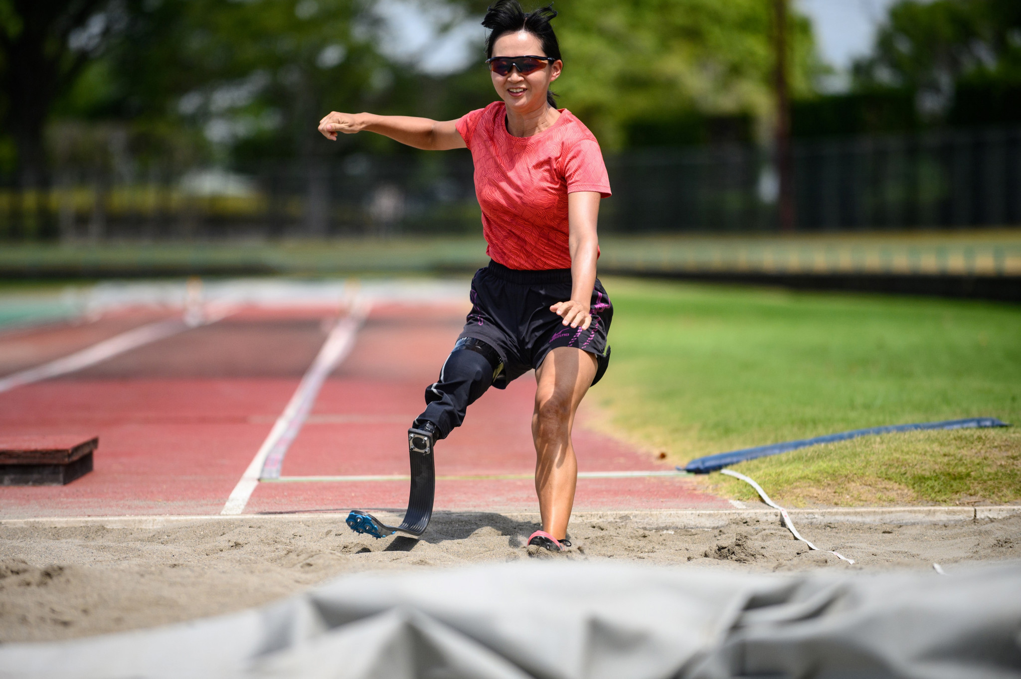 Murakami believes Tokyo 2020 can improve perception of disabled people in Japan