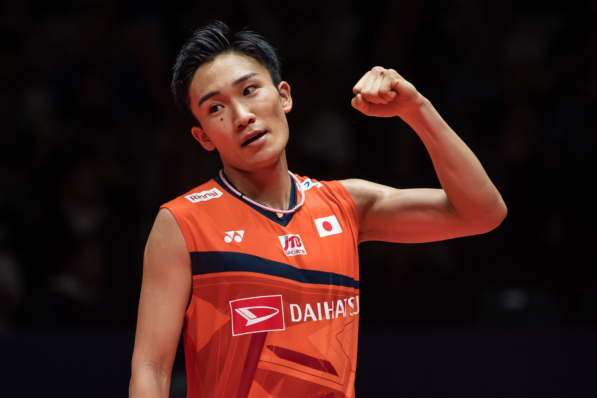 """Japan's Kento Momota is reportedly """"back at his normal level"""" and aiming for an Olympic gold medal at Tokyo 2020 after a car crash ©Getty Images"""
